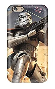 High Grade La Angel Nelson Flexible Tpu Case For Iphone 6 - Star Wars Battlefront Elite Squadron