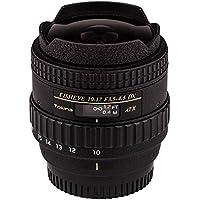 Tokina ATXAF107DXN 10-17mm f/3.5-4.5 AF DX Fisheye Lens for Nikon Digital SLR, Black