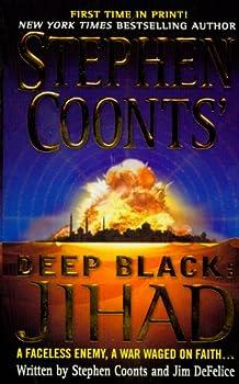 Deep Black: Jihad 0312936990 Book Cover