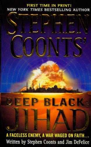 Dark Zone (Stephen Coonts Deep Black, Book 3)