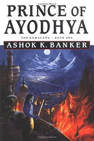 book cover of The Prince of Ayodhya