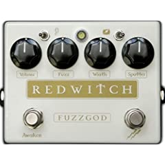 RED WITCH FUZZ GOD