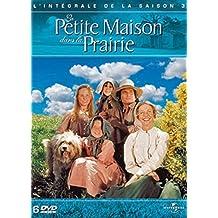 La Petit Maison Dans La Prairie: Saison 3 - Coffret 6 DVD