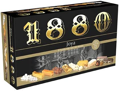 ⭐Pack de turrones 1880   Turrones Joya 1880 ✓ Mejor sabor turron ¡Regalo NAVIDAD!: Amazon.es: Alimentación y bebidas