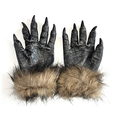 LDENG-1-Pair-Scary-Wolf-Gloves-Animal-for-Masquerade-Party-Halloween-Cosplay-Costume-Props