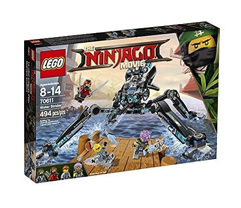 LEGO Ninjago Water Strider 70611 Building Kit (494 Piece) (Legos Movie For Boys)