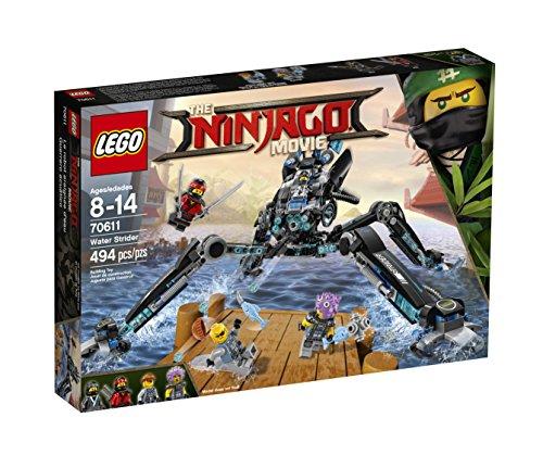 LEGO Ninjago Water Strider 70611 Building Kit