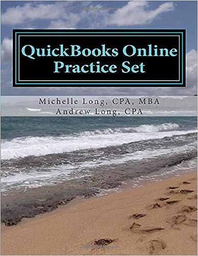 QuickBooks Online Practice Set: Get QuickBooks Online