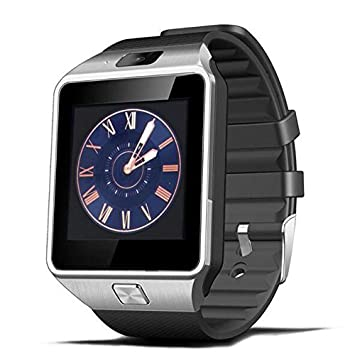 4c14f8ed813 Tashan TS-91 Bluetooth Camera and SIM Card Support Smart Wrist Watch with  Samsung earphone (Grey