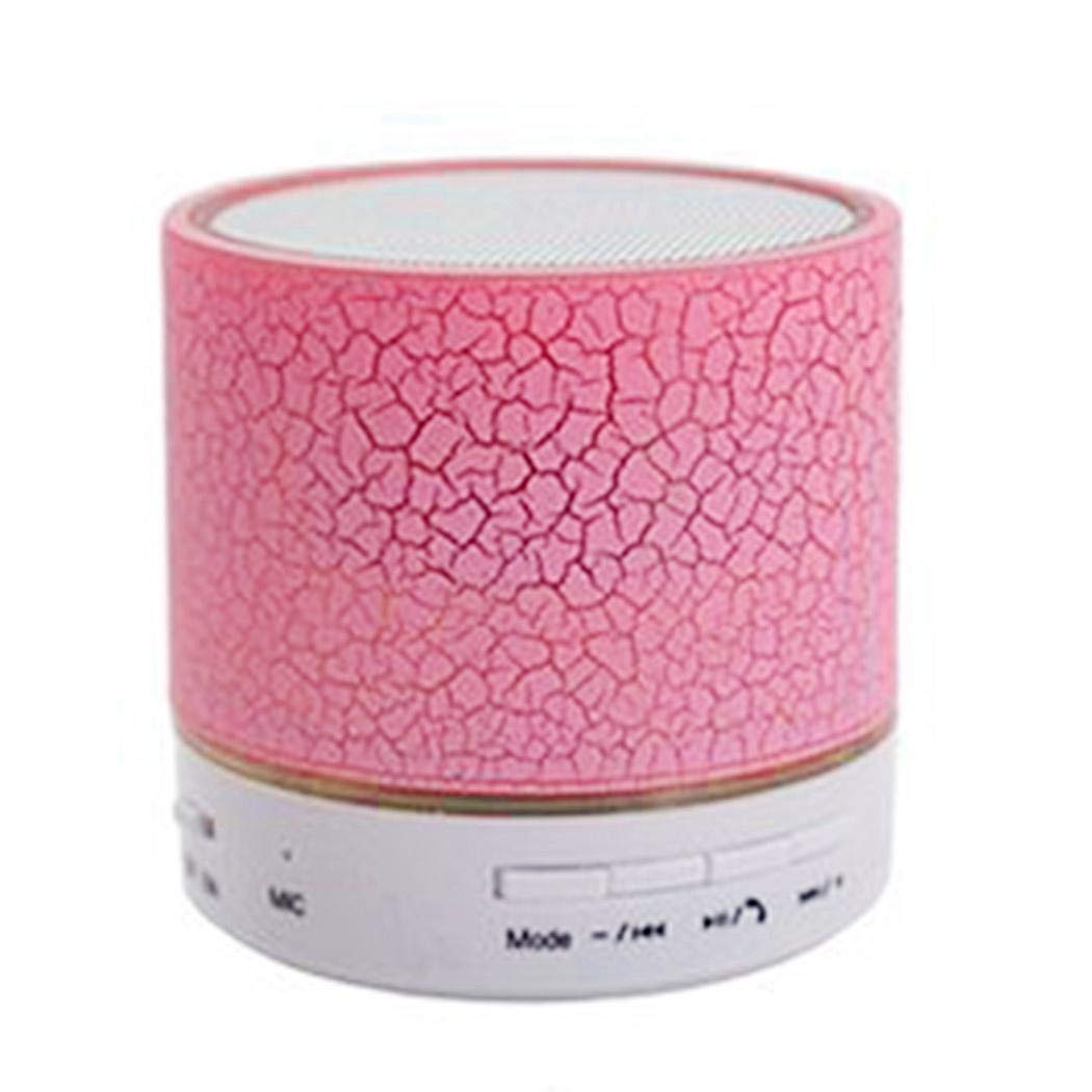 sholdnut Portable Mini Rechargeable Wireless USB Bluetooth Speaker Mobile Phone Comp Surround Sound Systems