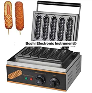 Boshi Electronic Instrument FY117 Commerical/Home use Non-stick 5pcs 110v 220v Electric French