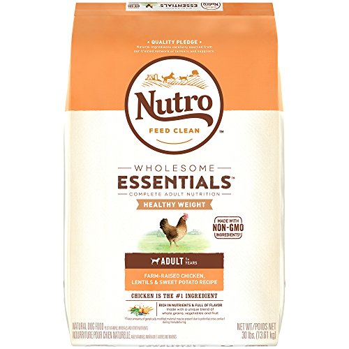 Nutro Lite And Weight Management Natural Adult Dry Dog Food