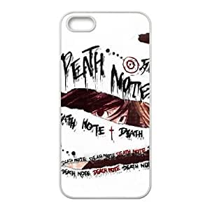Death Note iPhone 5 5s Cell Phone Case White Present pp001-9462161