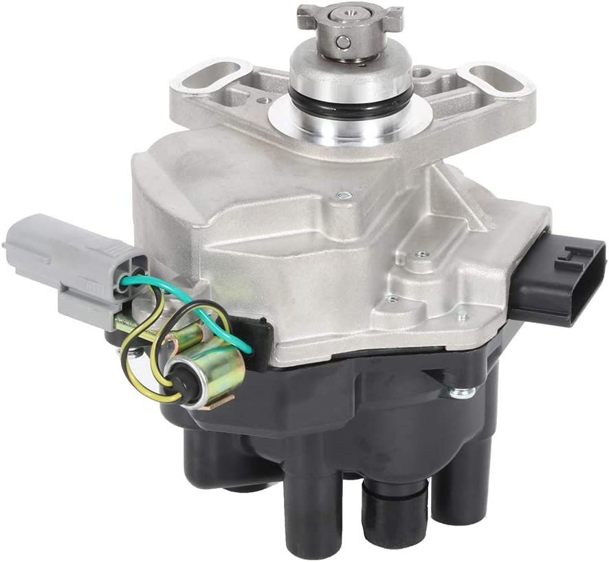 JDMON compatible with Ignition Distributor Nissan Altima 2.4L 1997-2001 SOHC With 22100-9E001 D4T96-01