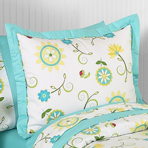 Layla Pillow Sham (Layla Pillow Sham)
