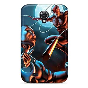 Phonedecor Case Cover Protector Specially Made For Galaxy S4 Daredevil Deadpool