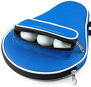 Amazing Table Tennis Racket Container Bag Gourd Shape Table Tennis Case for Paddle Bat Table Tennis Accessories