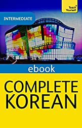 Complete Korean (Learn Korean with Teach Yourself) (English Edition)