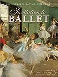 Invitation to Ballet, Carolyn Vaughan, 1419702602
