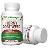 Horny Goat Weed With Female and Male Enhancement Herbs - Complete Formula Of Horny Goat Weed Extract, Maca Root, Ginseng, Saw Palmetto & Tongkat Ali - Horney Goat Weed For Libido Support - 51gRkTM 2B8VL - Horny Goat Weed With Female and Male Enhancement Herbs – Complete Formula Of Horny Goat Weed Extract, Maca Root, Ginseng, Saw Palmetto & Tongkat Ali – Horney Goat Weed For Libido Support