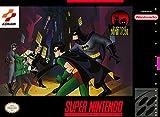 The Adventures of Batman & Robin - (Super Nintendo, SNES) - Repro Cart w/ Mini Box and Manual