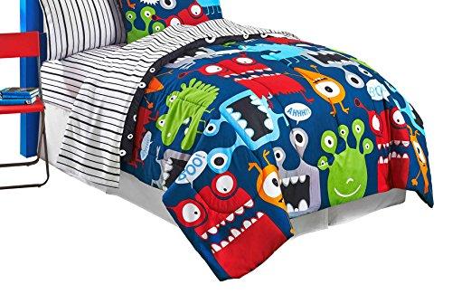 monsters inc twin bedroom set - 5