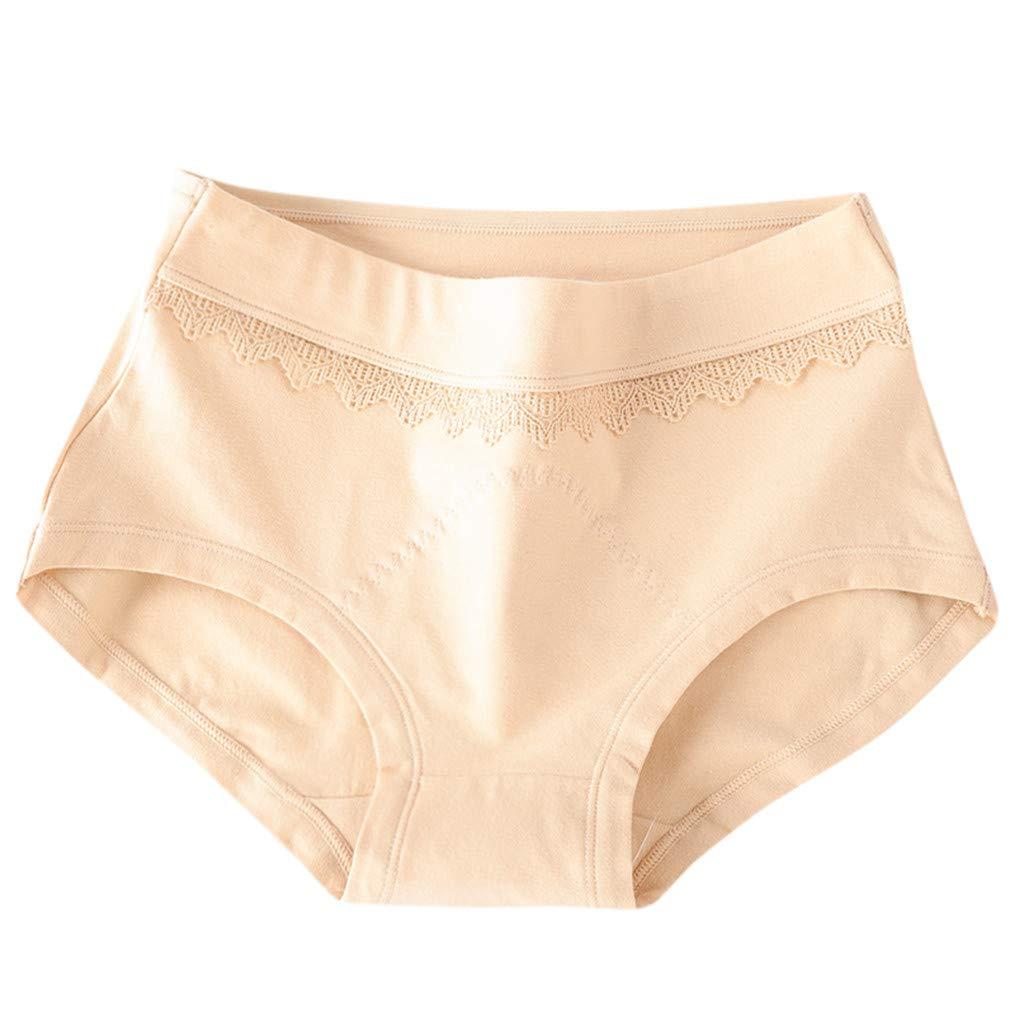 4e13d637166 Women Invisible Seamless Bikini Panties Cotton Soft Sexy Lingerie Thread  Soild Underwear Briefs at Amazon Women s Clothing store