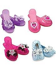 Melissa & Doug Dress-Up Shoes (4) - One-Size (3-5 years)