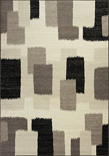 - KAS Oriental Rugs Reflections Collection Palette Area Rug, 5'3