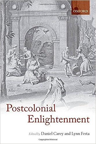 Amazon com: The Postcolonial Enlightenment: Eighteenth