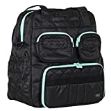 Lug Women's Puddle Jumper Overnight/Gym Bag (Victory), Midnight Black, One Size For Sale