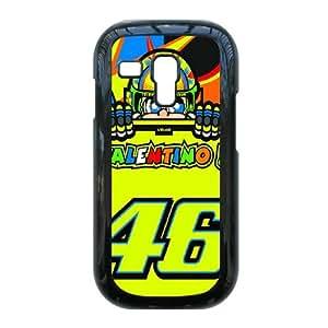 Samsung Galaxy S3 Mini i8190 Cases Cell Phone Case Cover black Valentino Rossi 46 5T6T914743