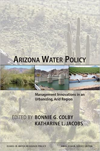Arizona Water Policy: Management Innovations in an