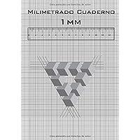 Milimetrado Cuaderno, Papel de dibujo preciso: dibujo técnico
