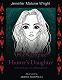 img - for The Vampire Hunter's Daughter Coloring Book book / textbook / text book