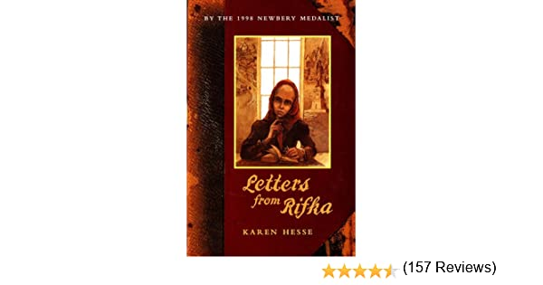 Letters from Rifka Kindle edition by Karen Hesse Children