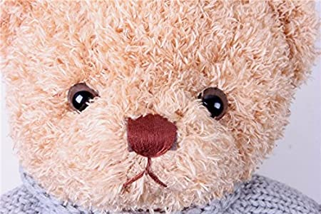 Amazon.com : 20CM Soft Ted Plush Toys Teddy Bear Juguetes Coat Skin Lovely Peluche Plush Brinquedos Best Gift Kids Toy Free Shipping : Baby