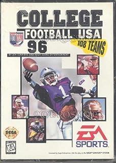 Amazon Com Bill Walsh College Football 95 Video Games