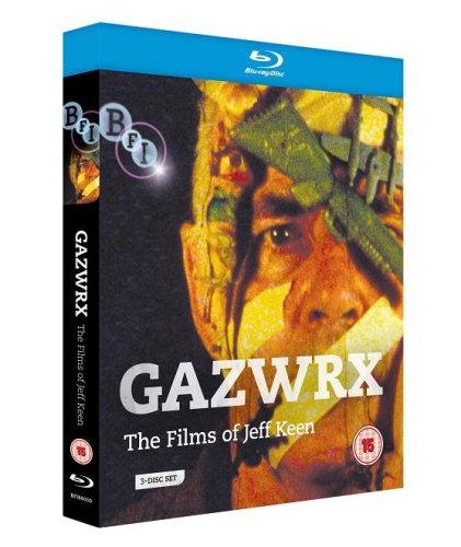 Gazwrx: Films of Jeff Keen [Blu-ray]