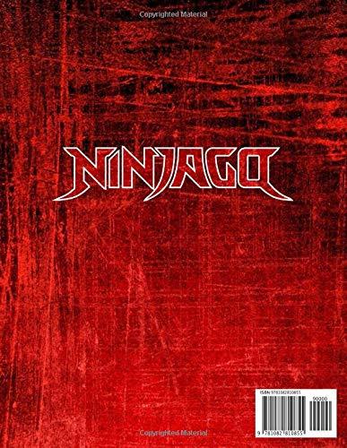 Amazon.com: LEGO NINJAGO Coloring Book: Great 59 ...