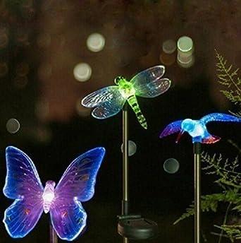 Lampe Solaire Jardin OxyLED Eclairage Extérieur sans Fil Forme de ...