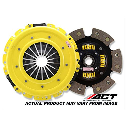 ACT ZM8-HDG6 HD Pressure Plate with Race Sprung 6-Pad Clutch Disc