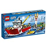 LEGO City Fire Boat (412 Piece)