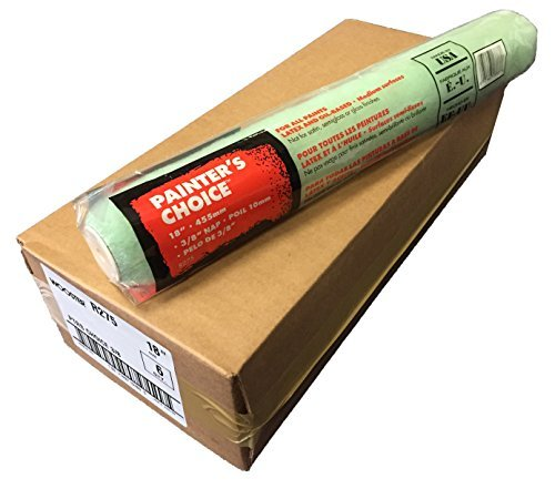 Which is the best paint roller covers 18 inch?