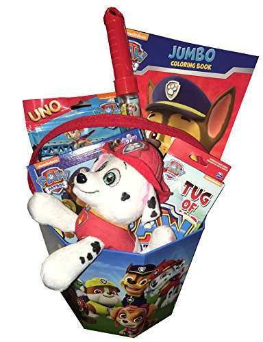 Ultimate Paw Patrol Basket - Perfect for Easter, Christmas, Birthday, Get Well, or Other Occasion!