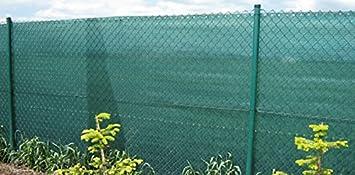 Berühmt Amazon.de: Sichtschutz Netz in grün - 1, 2 m Hoch und 25 m Lang @ZI_45