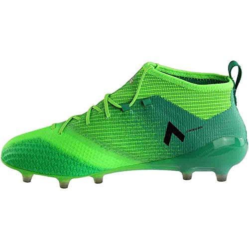 Adidas Ace 17.1 Primeknit Fg Cleat Heren Voetbal Zonne Groen-zwart