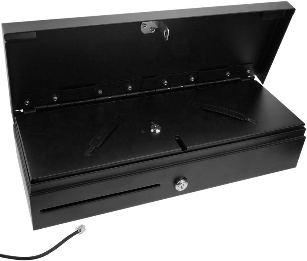 BeMatik - Cajón portamonedas automático de Apertura Vertical RJ11 ...