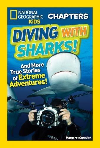 shark chapter books for kids - 4
