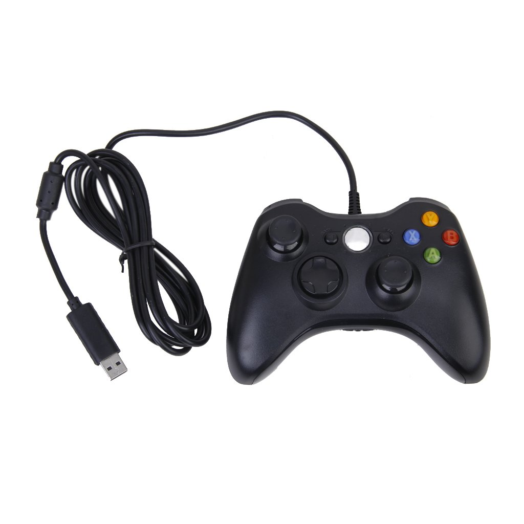 Generic USB Wired Controller Gamepad Joystick Joypad Para Xbox 360 ...